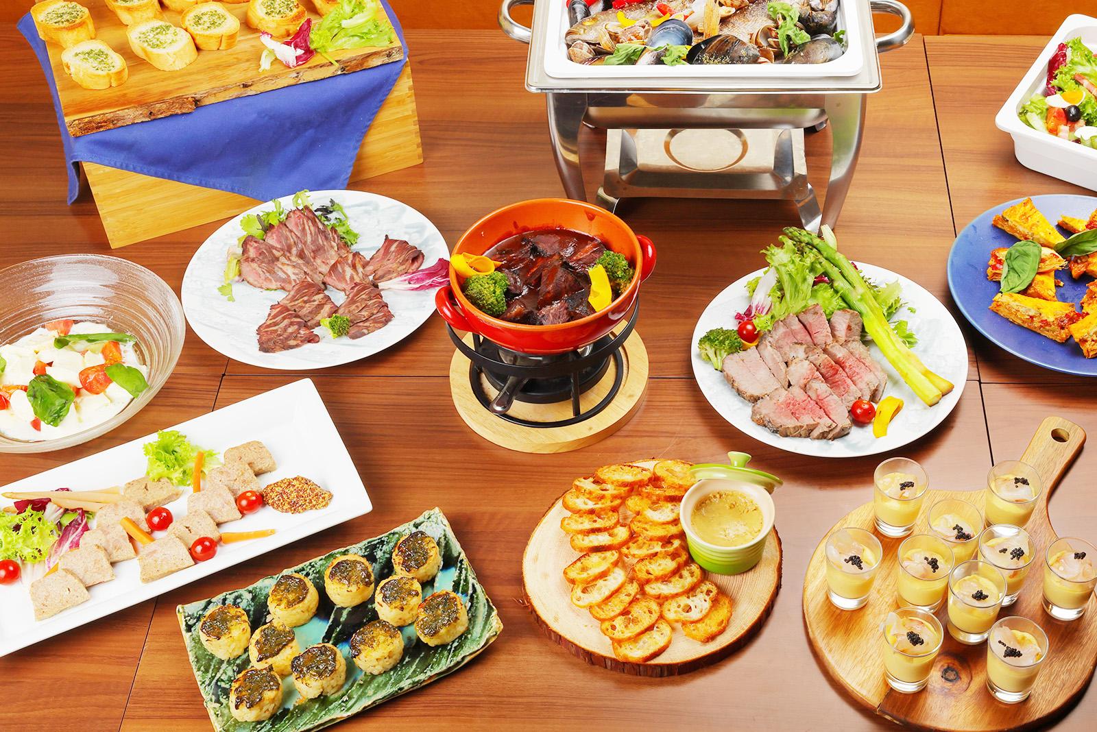 現役フレンチシェフが作る大阪産を使用したカジュアルフレンチの創作料理。